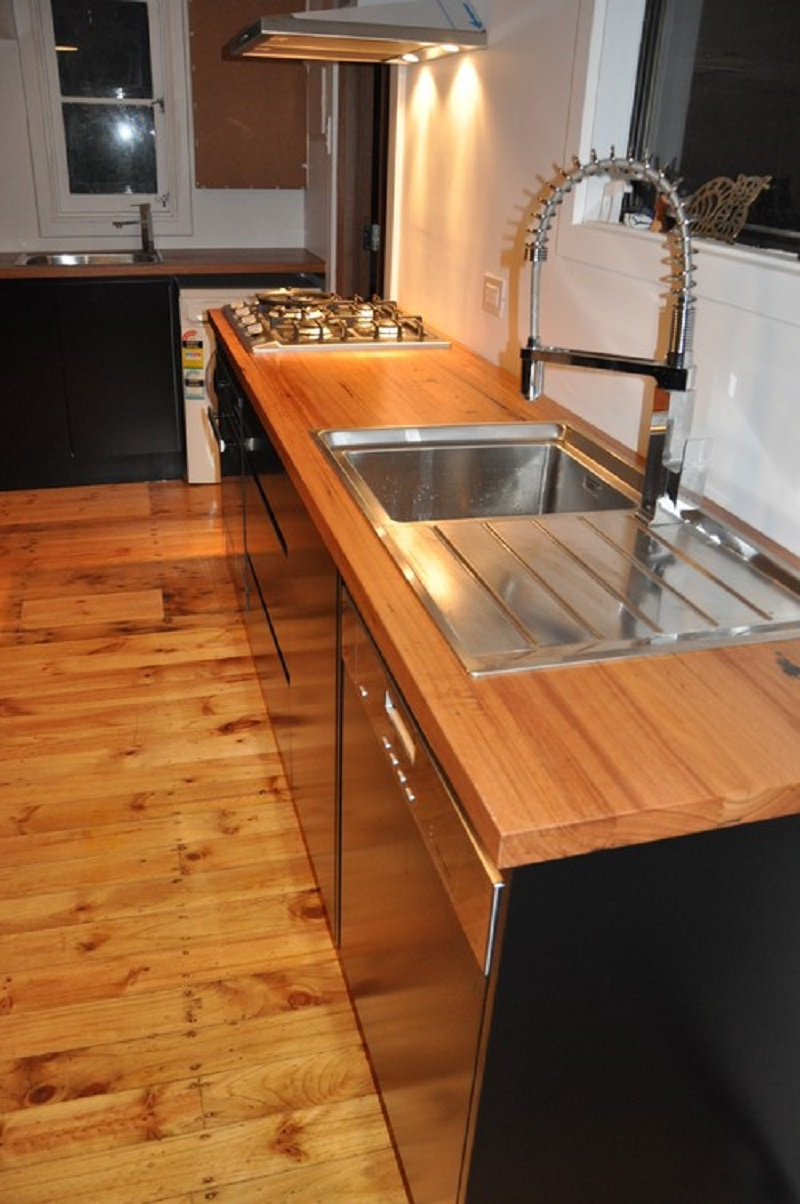 Recycled Timber Bench Tops