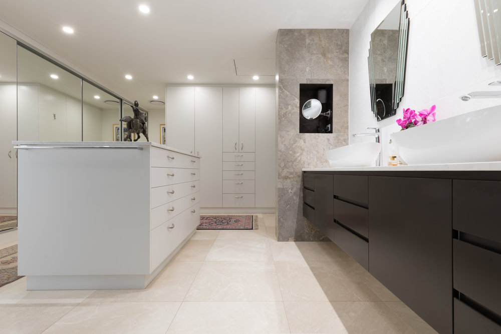 bathrooms — infinity kitchens & joinery - canberra kitchen