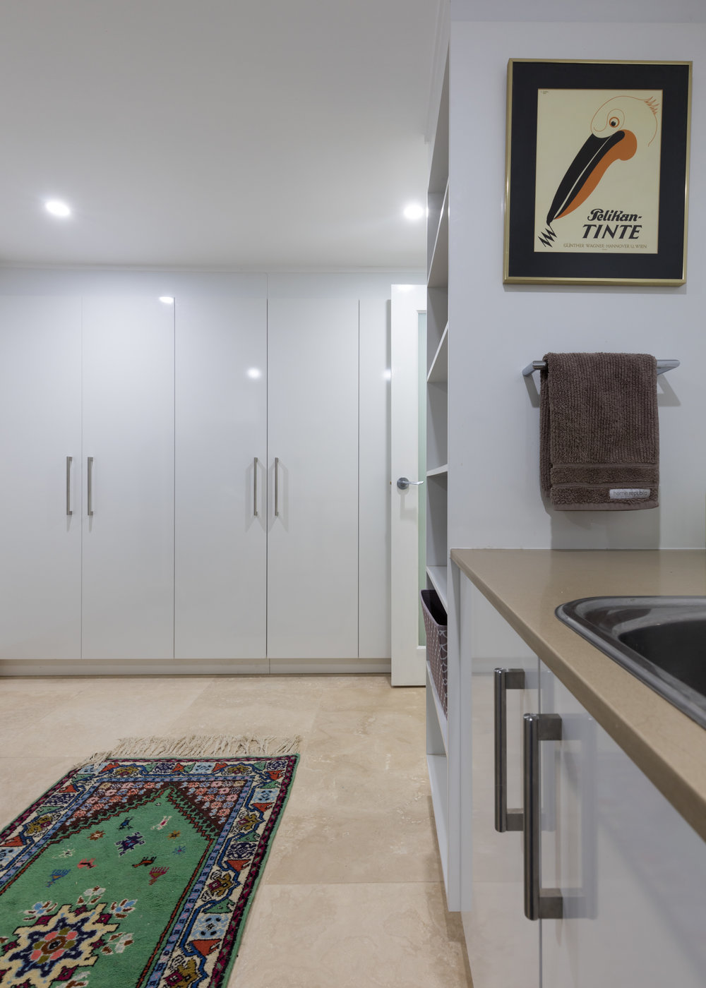 Kitchen Design Ideas Canberra ~ Laundries — infinity kitchens joinery canberra kitchen