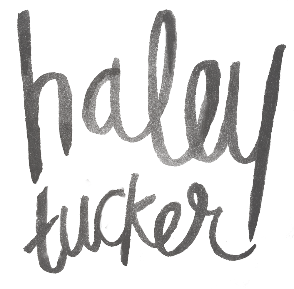 Haley Tucker Graphic Designer