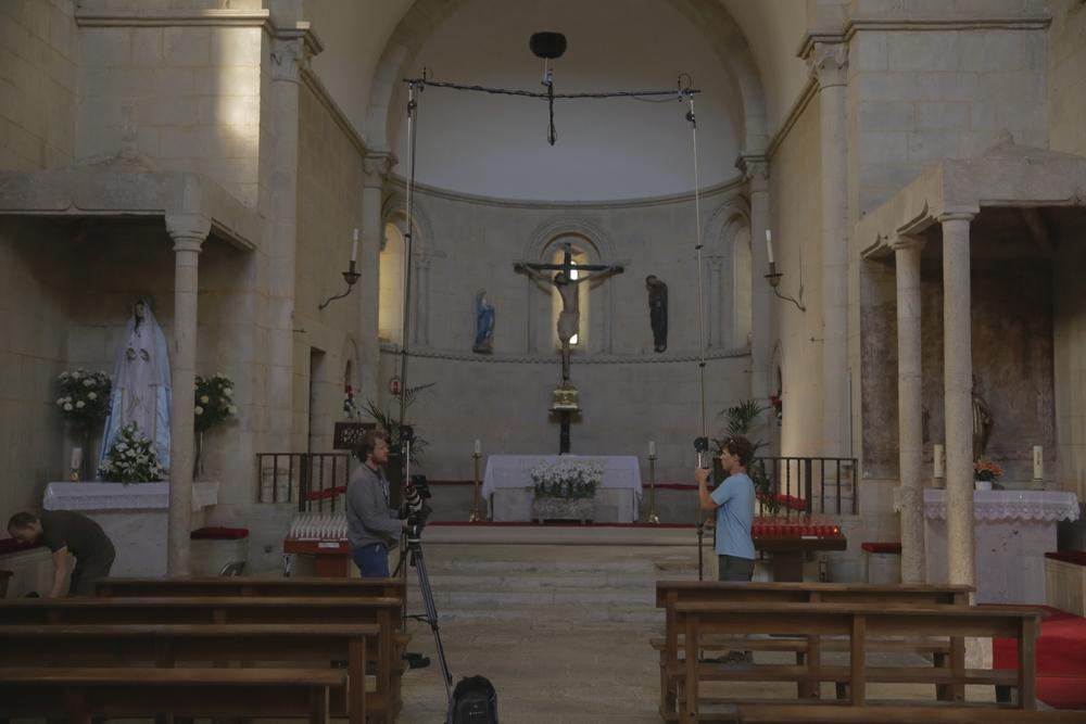 Portomarin- Iglesia San Juan
