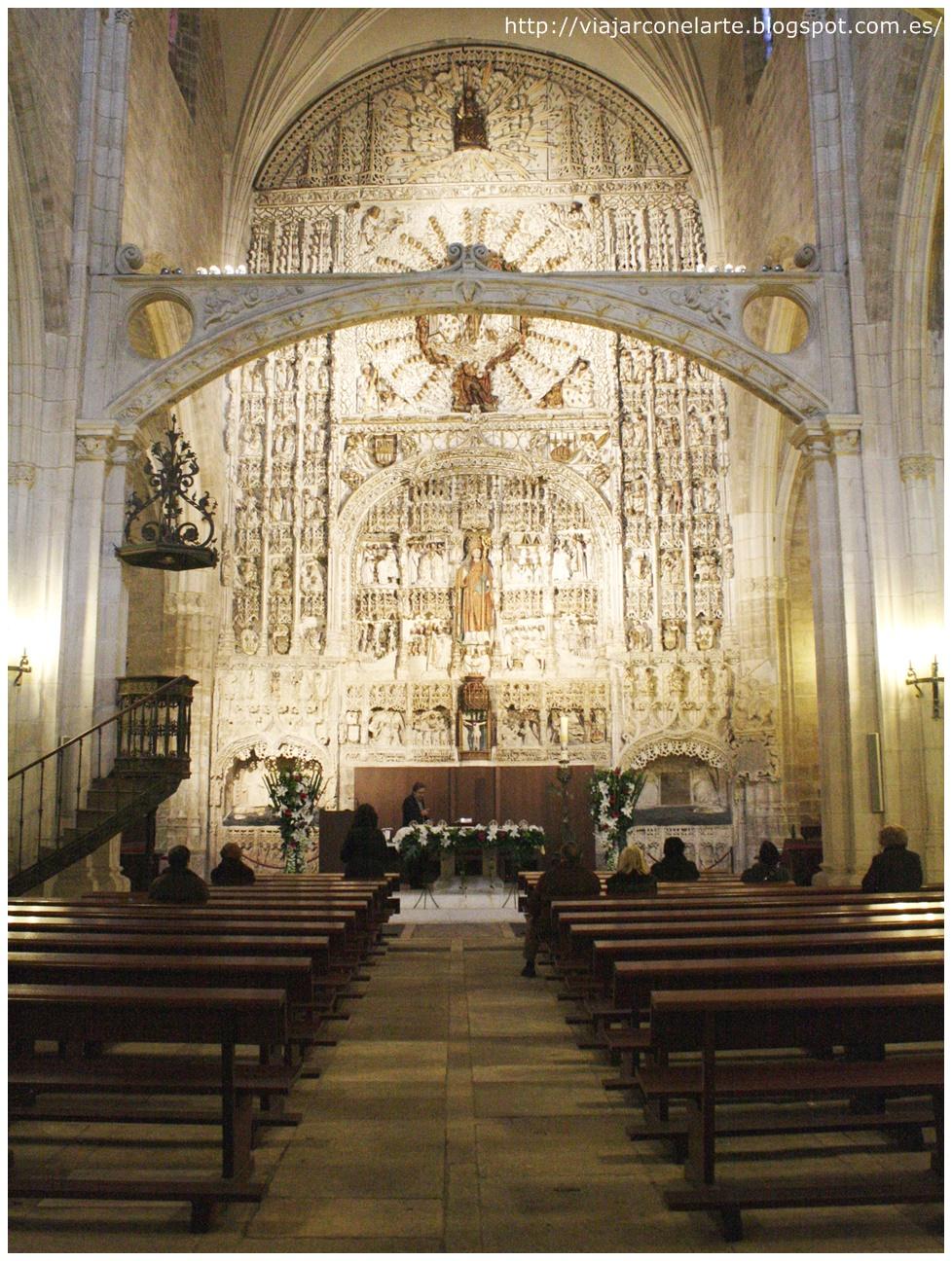 Iglesia San Nicolas de Bari in Burgos