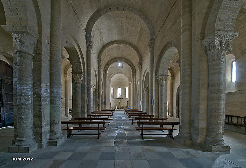 Iglesia San Martin in Fromista