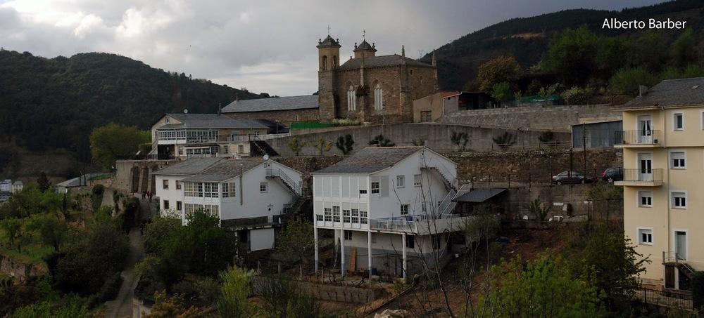 Iglesia de San Francisco in Villafranca del Bierzo