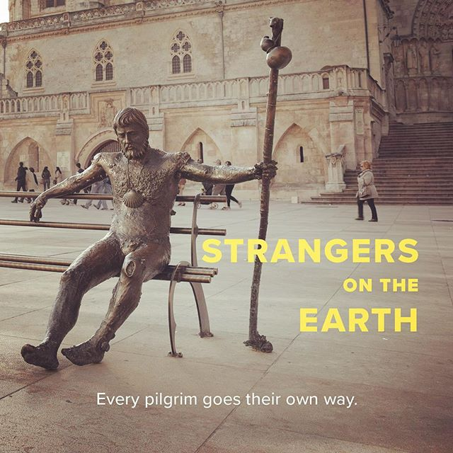 We're thrilled to attend the upcoming world premiere of STRANGERS ON THE EARTH @viffest Oct 2nd! For more info and to view the trailer, please visit sotefilm.com  #caminodesantiago #buencamino #vancouver #filmfestival #viff2016