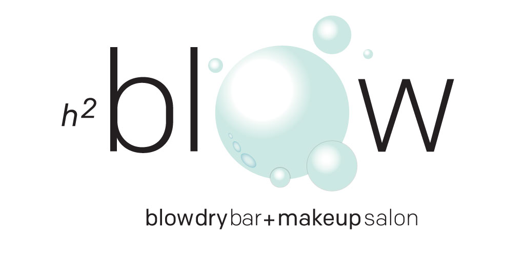 h2blow blowdrybar+makeup salon