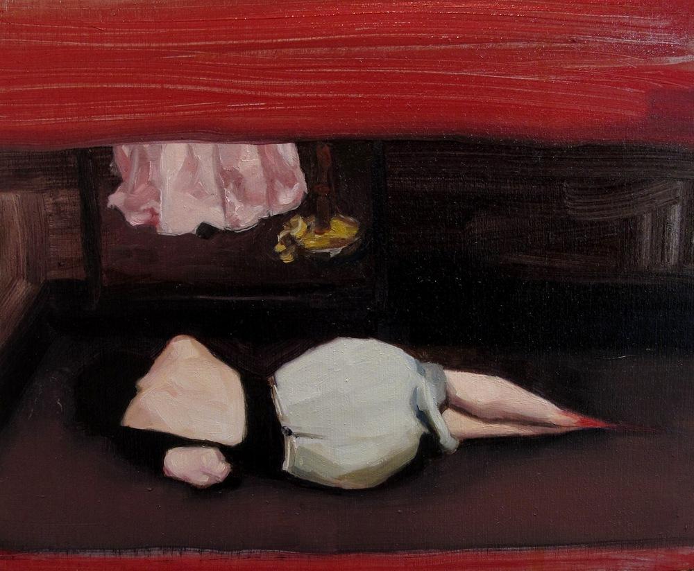 manet's foot