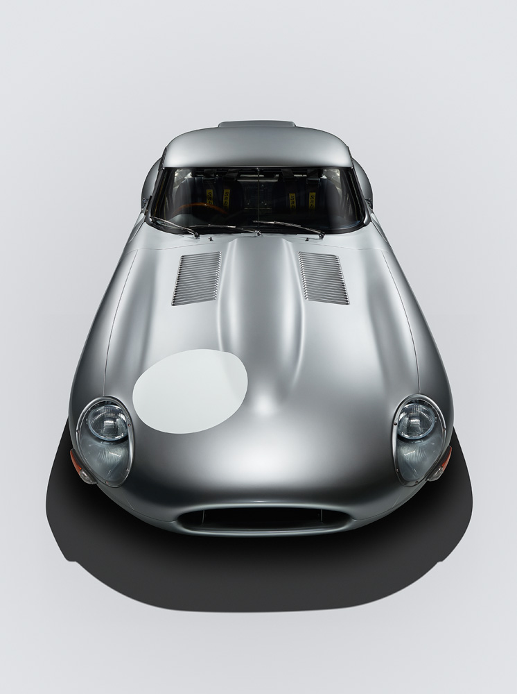 Wired / Jaguar Lightweight E-Type