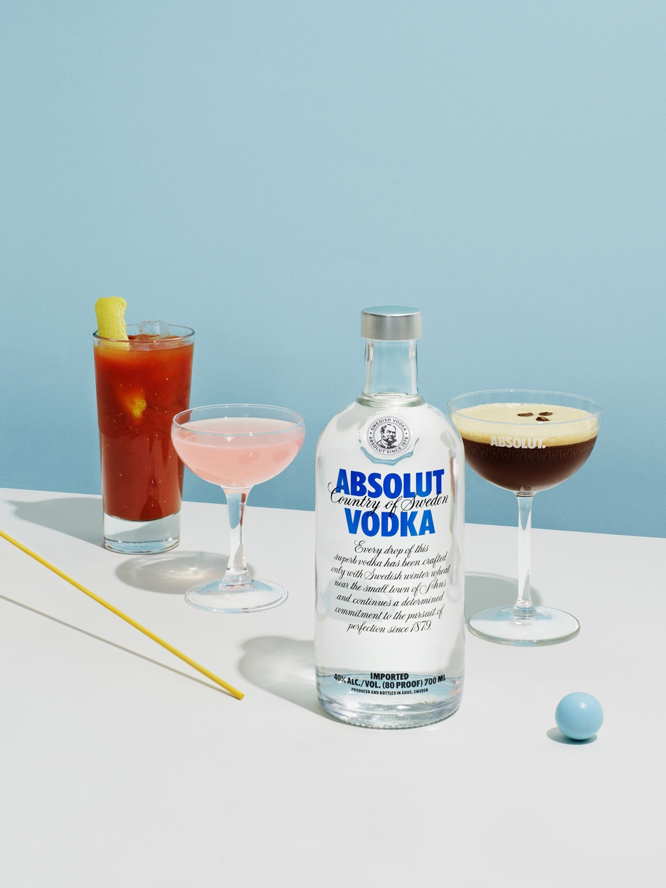 British GQ / Absolut
