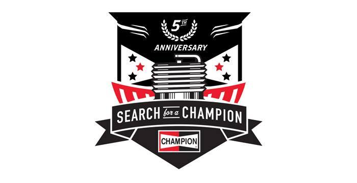 Chad still needs your Vote for the Champion Spark Plugs Search for a Champion 2016 Contest. Click the image above to Vote Now! Voting is open daily now through February 2nd, 2016.