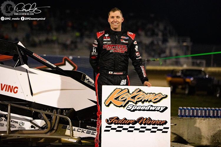 Chad Boespflug Rises to the Top at Kokomo Speedway.  Read more…