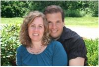 Pastor Dave & wife, Brenda