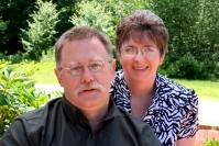 Elder Rich & wife, Penny