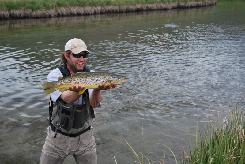 Silver creek picabo angler for Silver creek idaho fishing