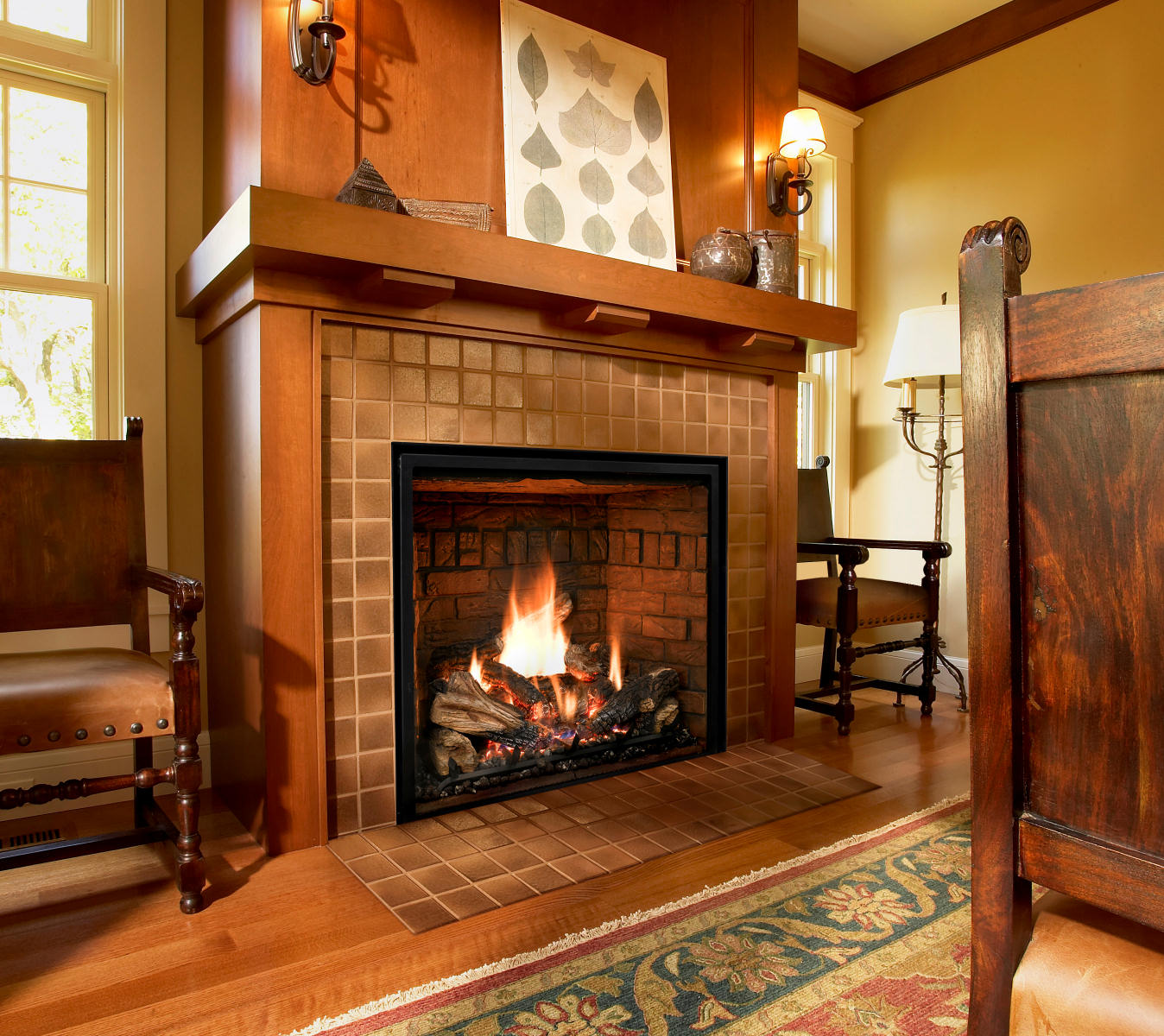 Greatest Fireplace Gallery — Preston Trading Post VT14