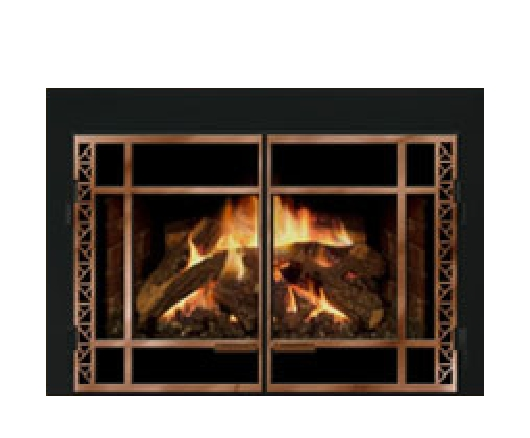 Mendota D-40 gas fireplace insert has been a top performer with serious power and a spectacular selection of face options to fit any decor.  The D-40's impressive 40,000 BTUs makes it one of the most powerful gas inserts on the market. Also available is the slightly smaller D-30.