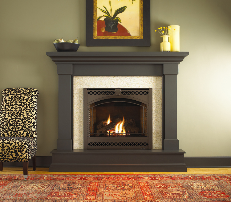 Fireplace Design heat and glo fireplaces : Fireplace Gallery — Preston Trading Post