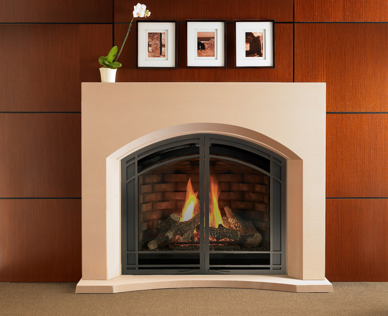 Fireplace Design energy efficient fireplace : Fireplace Gallery — Preston Trading Post