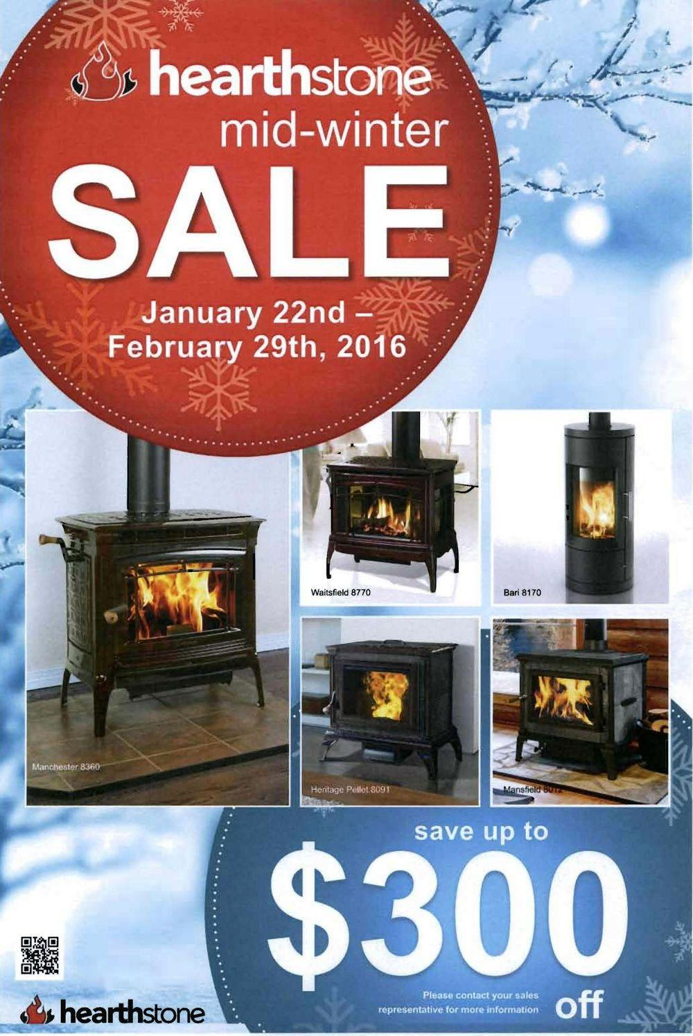 Breaking Mid-Winter Sale started 1/22/16.