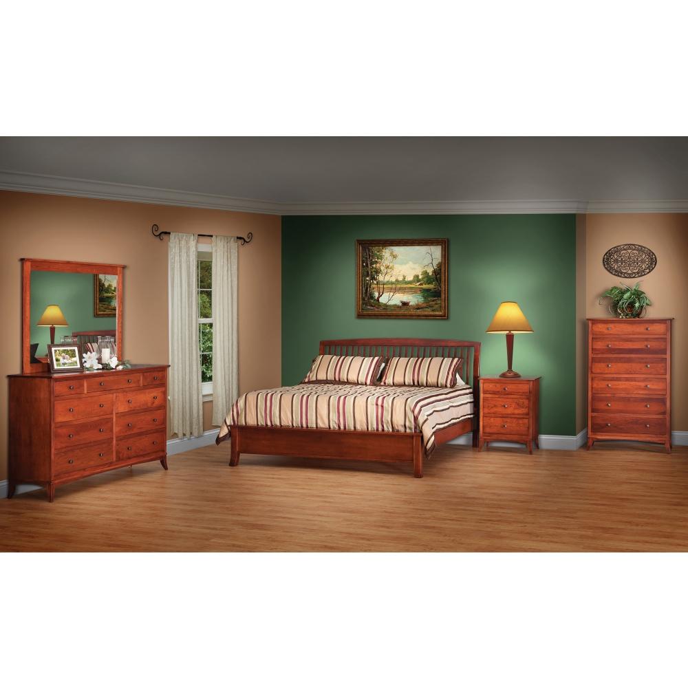 Holmes Bedroom