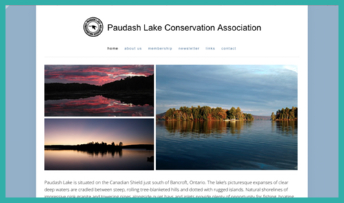 Paudash Lake Conservation Association