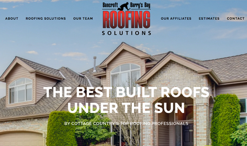 Bancroft Roofing