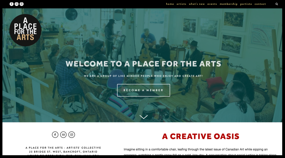 A Place for the Arts Collective