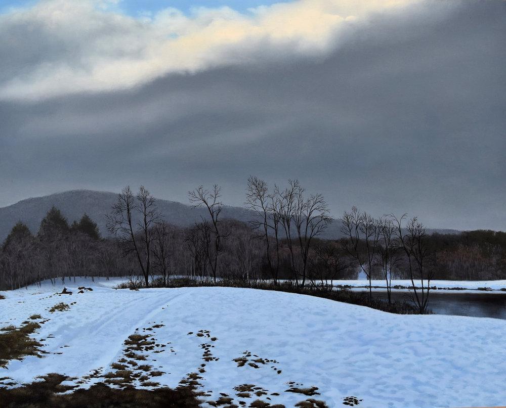 When It Comes, The Landscape Listens (I)