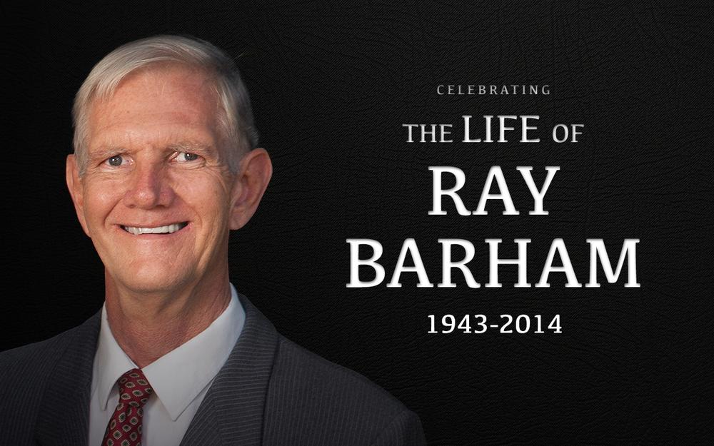 ray barham memorial