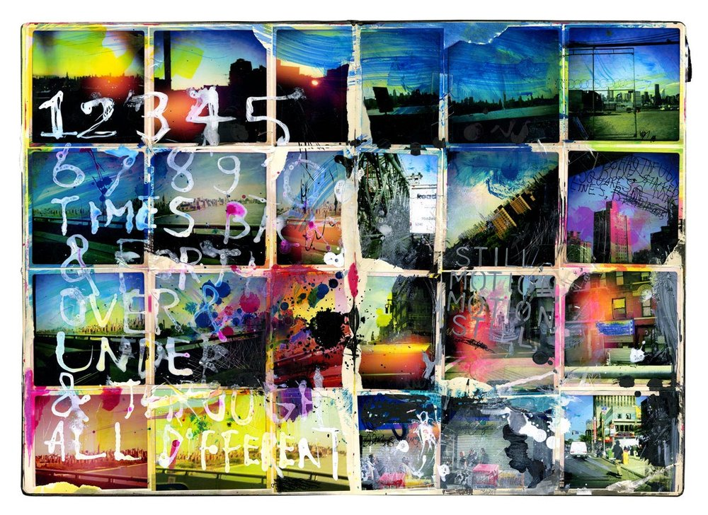 12345678910times, 52x40 archival pigment print, edition 4/5 (1-3 SOLD)