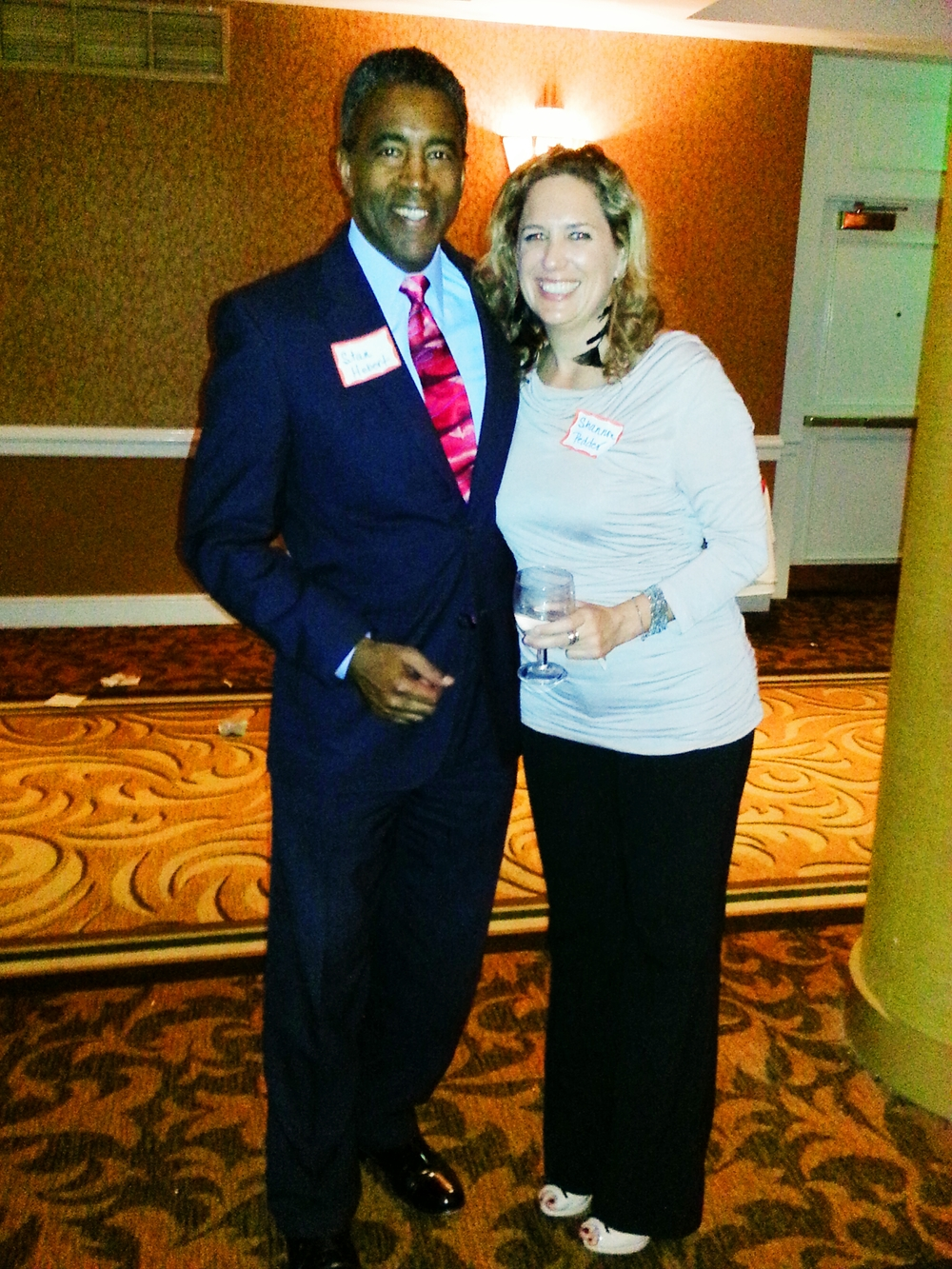 Board of Directors- Stanley P. Herbert III and Shannon Pedder (Chair of the Board)