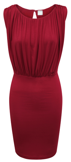 Bobi Los Angeles Red Dress