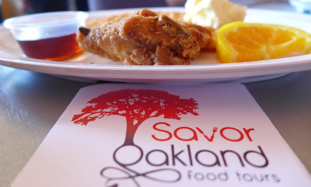 "Savor Oakland Food Tours is a fabulous way to check out the delish dishes in ""The Town."""