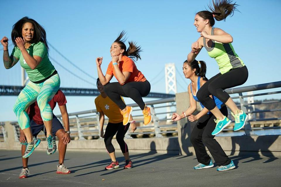 Fitmob combines community and flair to encourage us all to workout more.