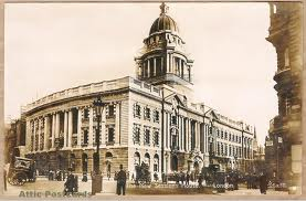 Old Bailey circa - 1917