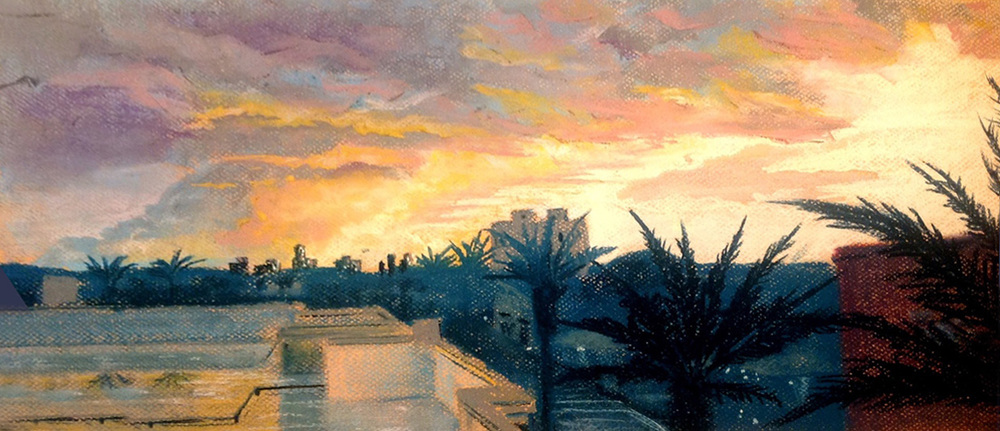 Nic Gregory LA Sunset after rain.jpg