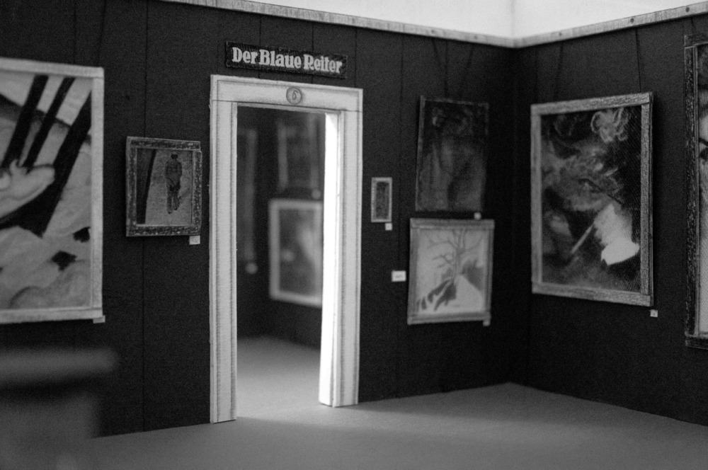 The First Der Blaue Reiter Exhibition , 1911-12