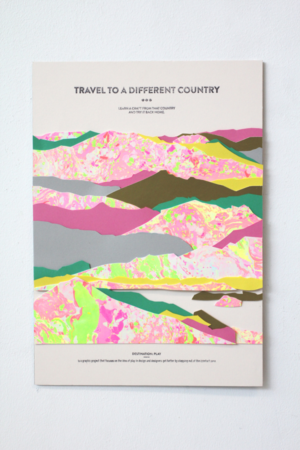 Travel to different country