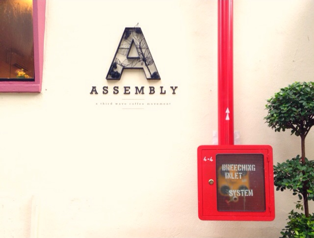 "That ""A"" in Assembly."