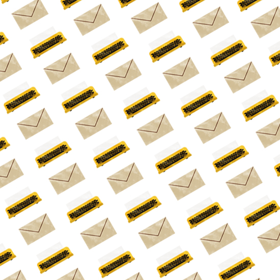 Envelope and Typewriter pattern.jpg