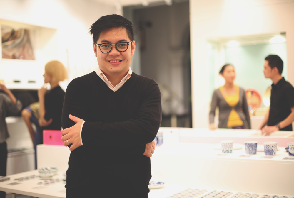 Edwin, the founder of Supermama