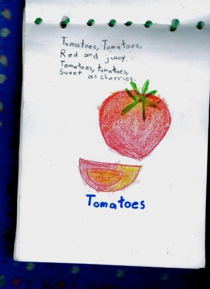 Tomato page