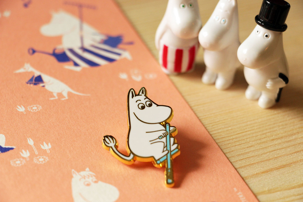 Moomin x The Little Dröm Store Collaboration