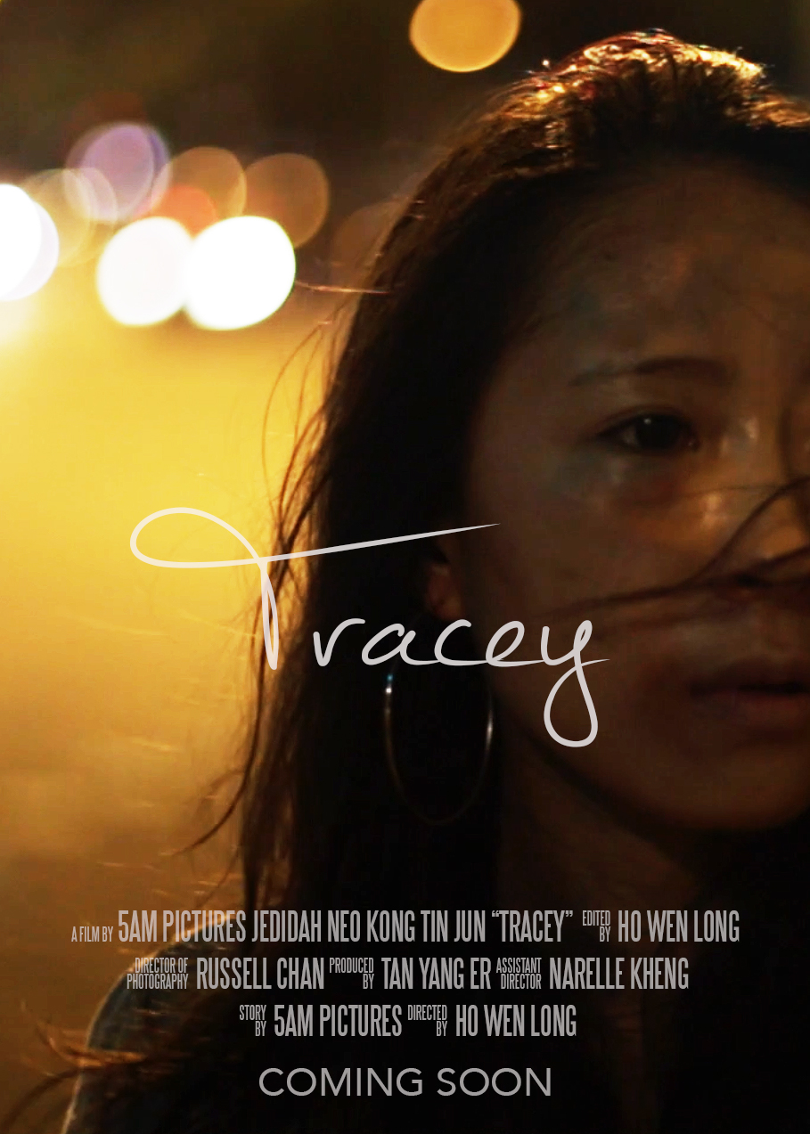 Film Poster from Tracey