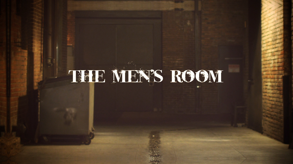 """THE MEN'S ROOM""    Photo Credit: Atoz Productions, Inc."