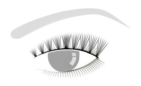 MEGA VOLUME - *STRIP-LASH EFFECTMega Volume lashes are multiple lash fans of 5 or more single lashes. Usually 6D.