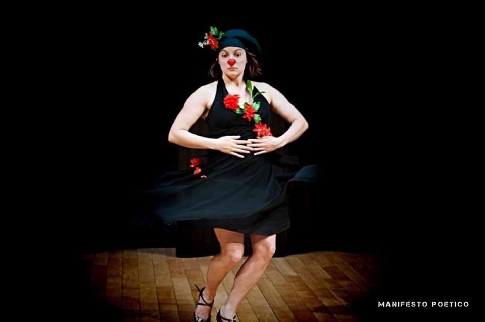 Clown - Paige Allerton