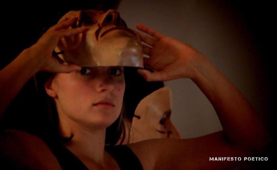 Expressive Mask - Paige Allerton