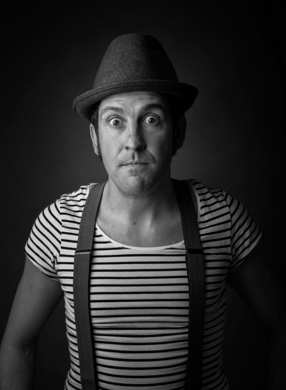 MIQUEL BARCELO (IRE)  Actor, director, musician and theatre activist  [MORE]