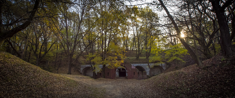 Fort I -Przemysl, Poland